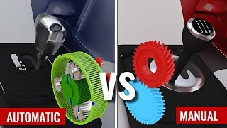 Automatic vs Manual Transmission