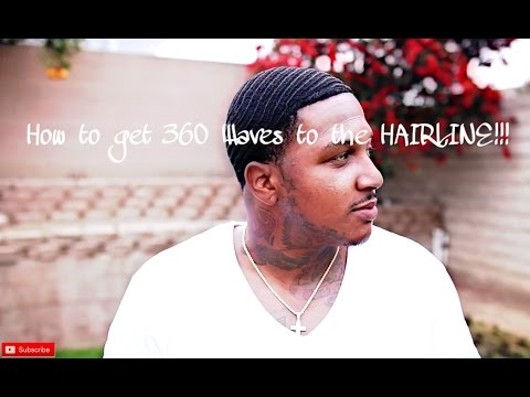 How to get 360 waves to flow to the Hairline For Beginners & Elite Wavers