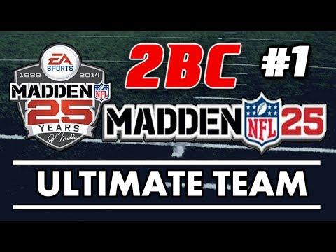Madden 25: Superb Ultimate Team Series ep. 1