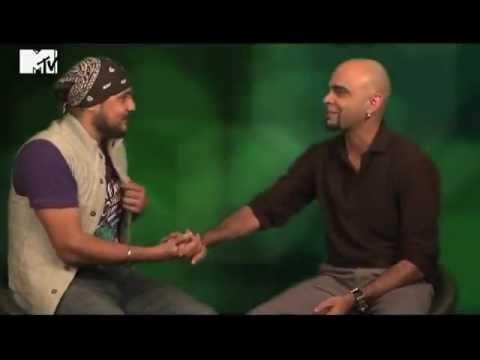 Raghu   Mtv Roadies   Singing Telugu Song O papa Lali ( Geethanjali ) on MTV Paanch