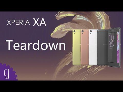 Sony Xperia Z3 LCD Screen Disassemble - Xperia U Housing E