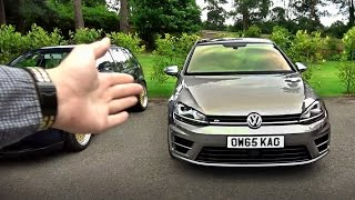 An Evening with a VW Golf R