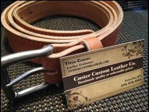 Custer Custom Leather Co.