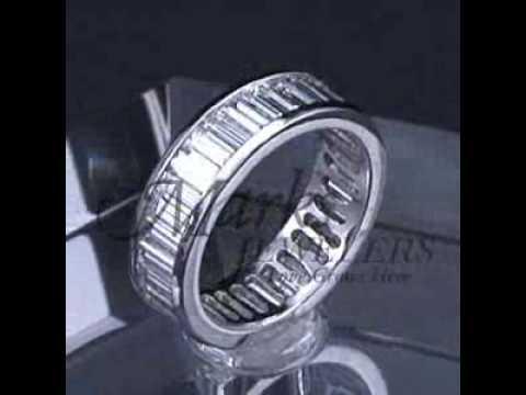 Diamond Eternity Bands by Marks Jewelers