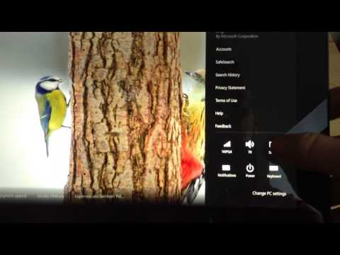 How To Lock Screen Rotation on a Windows Tablet