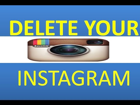 How To DEACTIVATE your Instagram Account ?