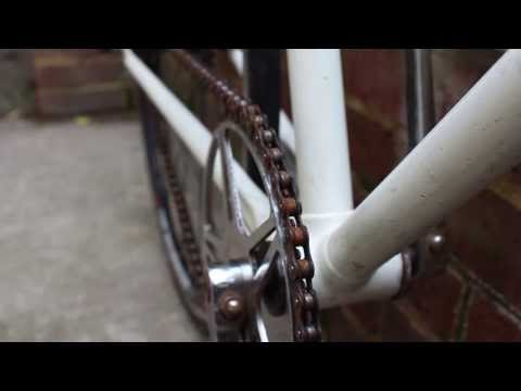 How to de-rust your bike chain