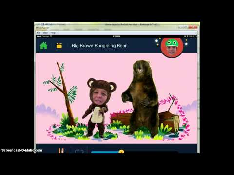 Mrs. Berg and the Bear