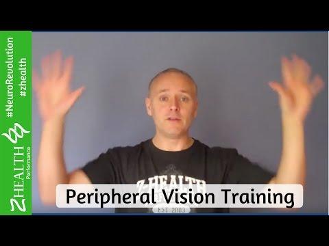 Peripheral Vision Training