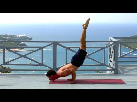 Power Yoga for Arm Balances and Upper Body Strength