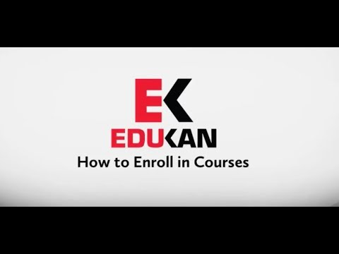How to add courses with EDUKAN's online Course Management System