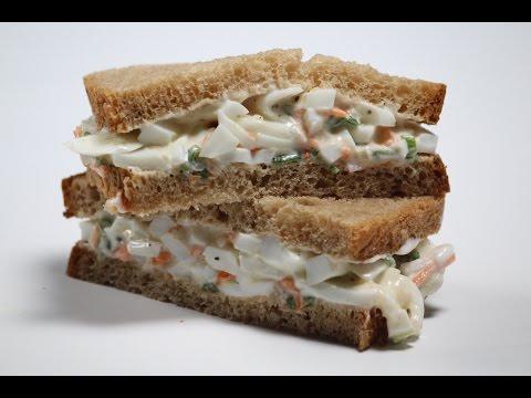 Egg White Sandwich | Sanjeev Kapoor Khazana