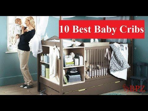10 Best Baby Cribs in 2018