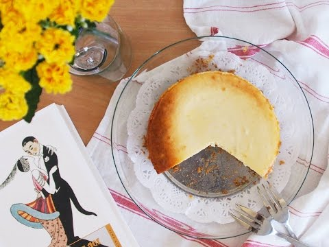 How I got my man - Creamy Cheesecake in a food processor