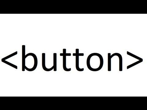 Learn HTML code: button