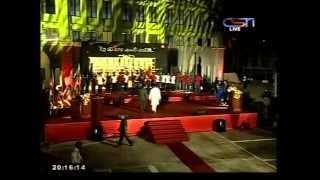 Citation to HE Mahinda Rajapakse at the Sports Ministry Opening Ceremony