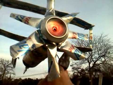 Aluminum Can Airplanes - How It's Made