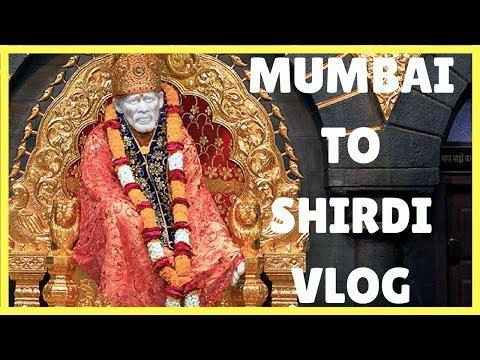 Delhi Mumbai Shirdi Vlog Day 1 (Video and Subtitles)