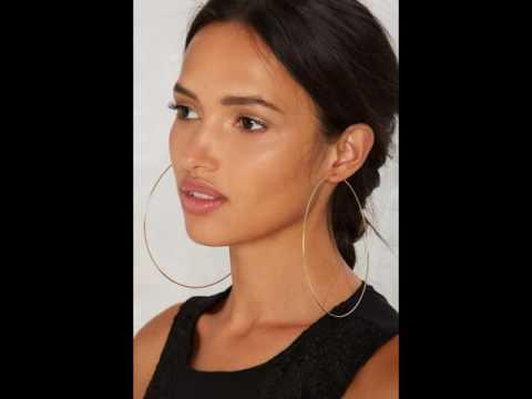 Inner Circle Hoop Earrings