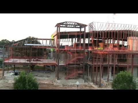 0825 2017 NEW COURTHOUSE CONSTRUCTION VIEWS