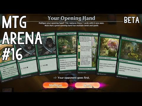 Let's Play MTG Arena #16 GB Saprolinge [Deutsch]