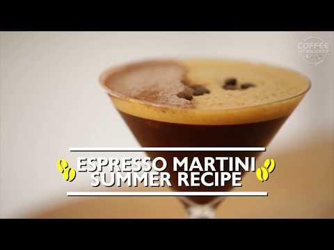 Espresso Martini Cocktail Recipe - Complete Cafe Services