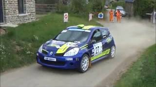 Best of Rallye 2017 - Clio R3 [ Pure Sound ]