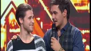 Download Fostul concurent Say Ufuk Ghenghiș, în lacrimi, pe scena X Factor! Video