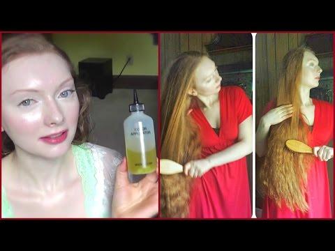 DIY Hair Serum~FRIZZ~STRENGTHEN HAIR