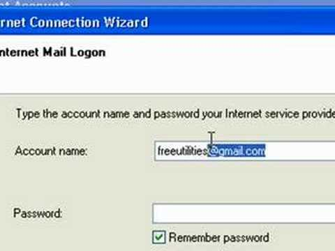 Setup Outlook Express To Work With Gmail