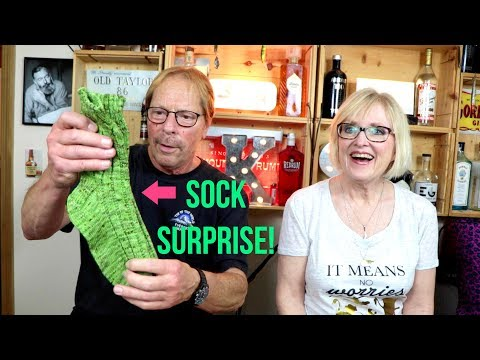 Knit Style 157--Sock Surprise!