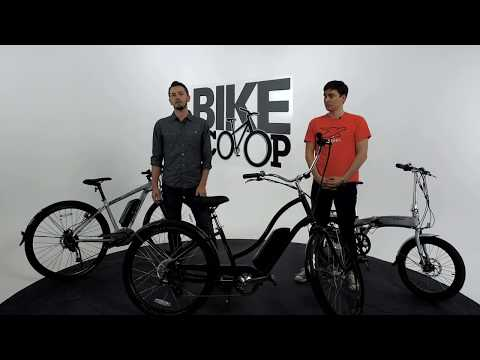 Today we are talking about eBike history, benefits and the types we offer.