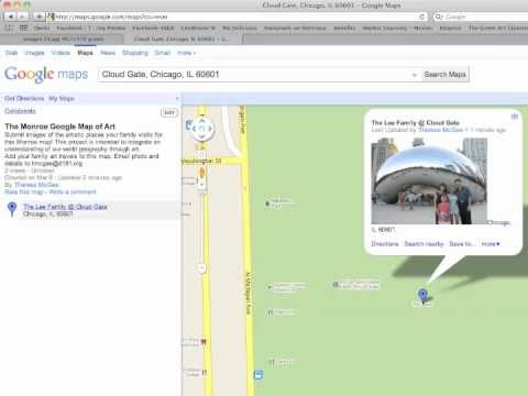 How to Add an Image to Google Maps