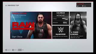 wwe 2k19 universe draft Videos - 9tube tv
