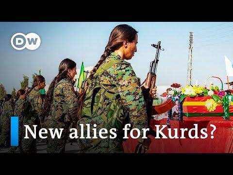 Xxx Mp4 Syrian Kurds Seal Deal With Damascus To Fend Off Turkey DW News 3gp Sex