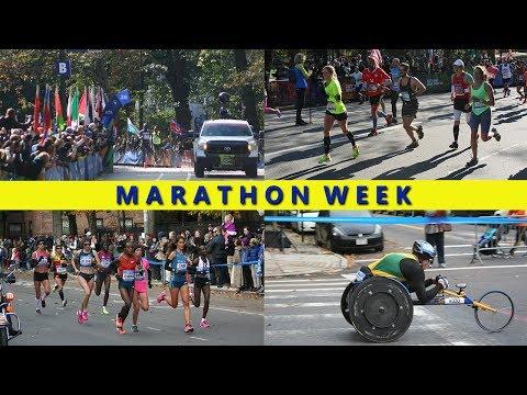 New York City Marathon by the Numbers [MARATHON WEEK 2017]