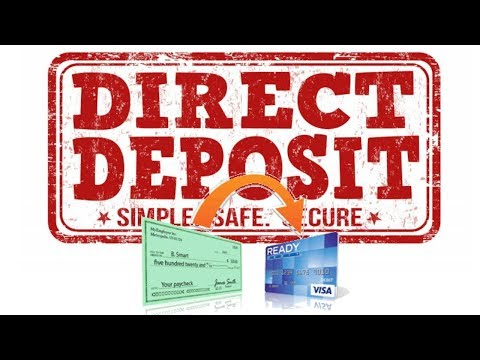 How to Set Up Direct Deposit - Setting up Direct Deposits in 5 Easy Steps