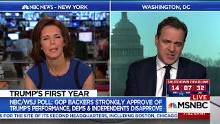 Stephanie Ruhle angered when Niall Ferguson tells her to chill