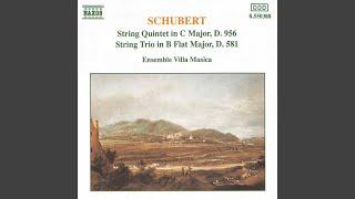 String Quintet In C Major Op 163 D 956 Iii Scherzo Presto