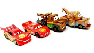 Disney Pixar Cars Lightning McQueen Rescues Sad My Little Pony Flash Sentry Toy Story Movie For Kids