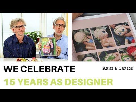 ARNE & CARLOS Celebrate 15 years as designers.