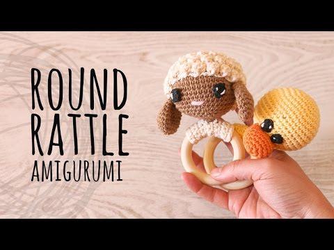 Tutorial Amigurumi Rattle Crochet