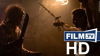 THE BLACKBURN ASYLUM Trailer German Deutsch (2016) HD
