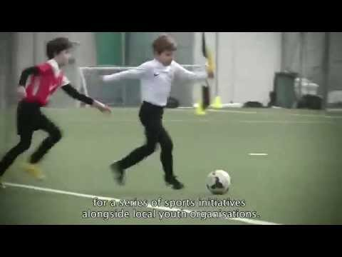 Football as a vehicle for peace
