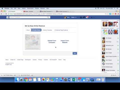 How To Create a Facebook Fan Page For Your Business, Company or Brand 2016
