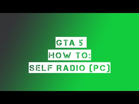GTA 5 Self Radio einfügen! | Tutorial | Fies