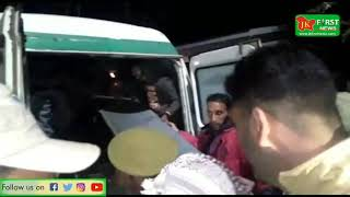 JK First News,  Today Pakistan  Cease Fire Violation At Shapur  Kirni Sector Poonch,  One Person Nam