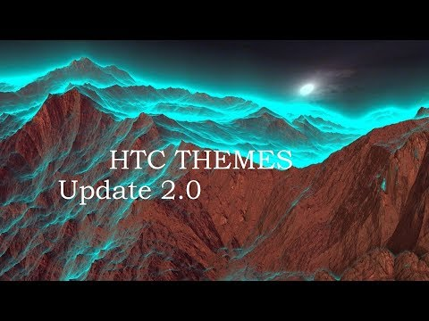 HTC Themes: Update 2.0