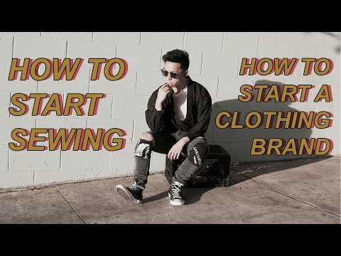How to design clothing (the thought process) in 2017