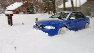 500 hp Audi S4 quattro vs 12